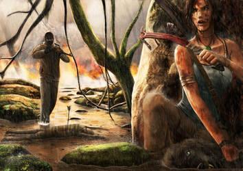 Tomb Raider Reborn by doneplay
