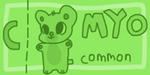 Common Puppybear MYO Ticket by BaxterPuppyBear