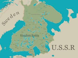 Kingdom of Russia by SomeoneInTheNet