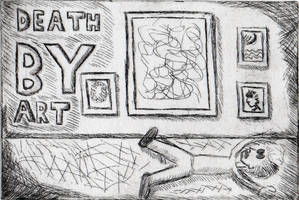 Death By Art I by Arkholt