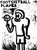 Footsketball Player by Arkholt