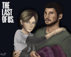 The Last of us by Maneodra