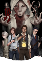 The Evil Within by Maneodra