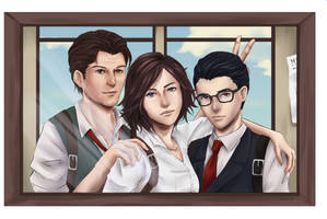 [TEW] Team Castellanos by Maneodra