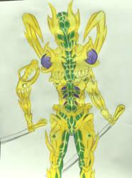 Suwa Dragon: Koga Saburo by Rougealienpirate