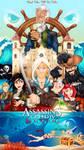 Assassin's Creed IV: Black Flag Poster by imajanaeshun