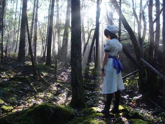 Oyashiro-sama in my footsteps by Lupinine-Reiji