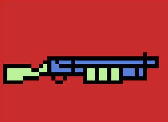 Pixel Weapon by sahar-wysfoldXilend