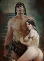 Im the fucking Conan... by Mancomb-Seepwood