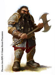 Dragon Age Stuff, Warrior by Mancomb-Seepwood