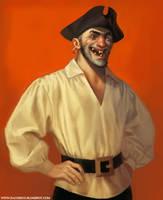 Kiss me, I've got scurvy by Mancomb-Seepwood