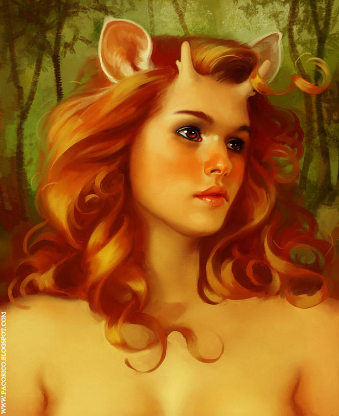 Female Pan by Mancomb-Seepwood