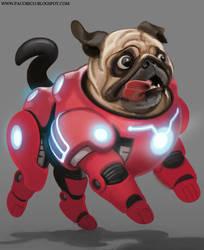 Iron Dog by Mancomb-Seepwood