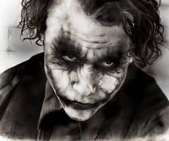 The Joker by HomeSkillet87