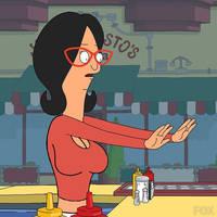 Linda gone Huge! (Slim) by FatandBoobies