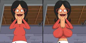 Bigger Linda by FatandBoobies