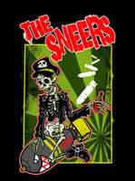 Sneers T-Shirt by sirhcsellor