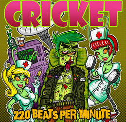 Cricket Album Cover 1 by sirhcsellor
