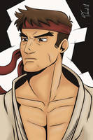 Ryu by Thebit07