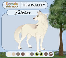 [DotW] Taibhse - HighValley by UKthewhitewolf