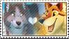 [DotW] Sam X Aster stamp by UKthewhitewolf