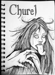 Churel by ArtXWill