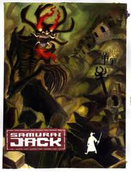 Samurai Jack by VicNaa