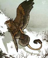 Snowblind by Aydengryphongirl