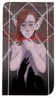 Dragon Age: The Caged Fox by Rad-Pax