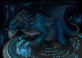 Malygos The Spellweaver by Rets