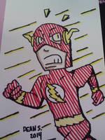 Flash by GreenUnicornArt
