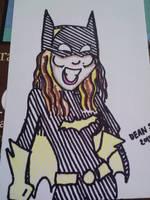 Hunter Batgirl by GreenUnicornArt