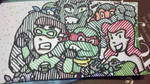 Green Team by GreenUnicornArt
