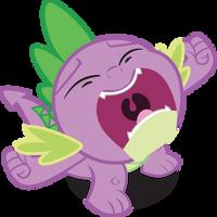 Spike NNNOOOOOOOO!!!!!!!!!!1111111 by juniberries