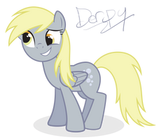 Derpy Hooves 2 by juniberries