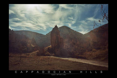 Cappadocian Hills by the-least
