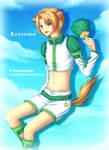 Request: Kazehiko by WaveringHeart