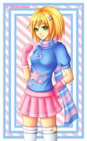 Art Trade: Emi by WaveringHeart