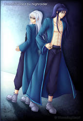 Commish: Fujiwara Kazunari by WaveringHeart