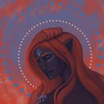 Day 3 - Palette - Elf by Eyoha