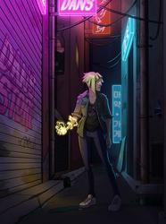 Spirit ~ Mahe - Street by Eyoha