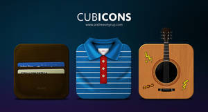 Cubicons by aMyrup