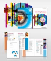 Food and Agribusiness: Export Strategy Book Design by AmareeLis