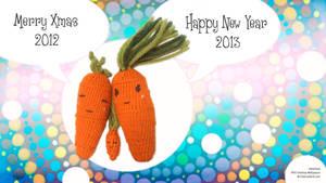 Carrots Family Desktop Wallpapers 1920x1080 by AmareeLis