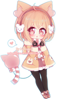 C: Mina by nekogirl-san