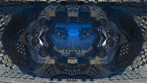 RETURNING TO THE SPACESHIP by Topas2012