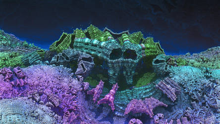 Coral fractal by Topas2012
