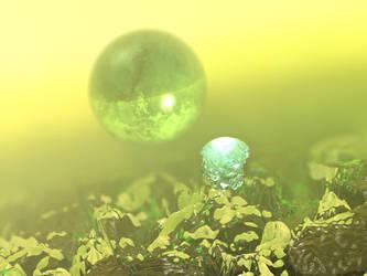 flying sphere BIG-VR3 by Topas2012