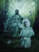 The Goddess by maiarcita