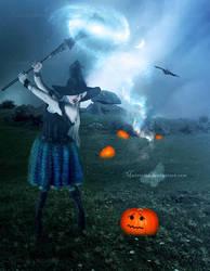 Pumpkin Golf by maiarcita